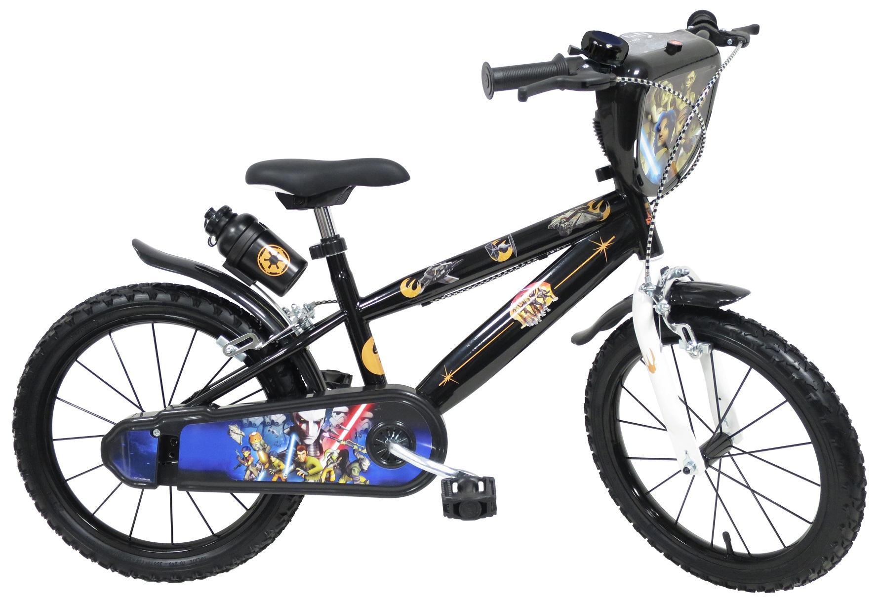 Bicicletta 16 Disney Star Wars Rebels 57 Anni
