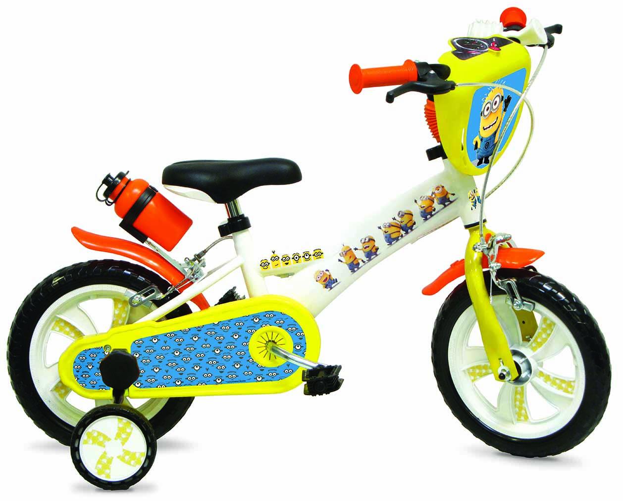 Bicicletta 12 Cattivissimo Me 34 Anni