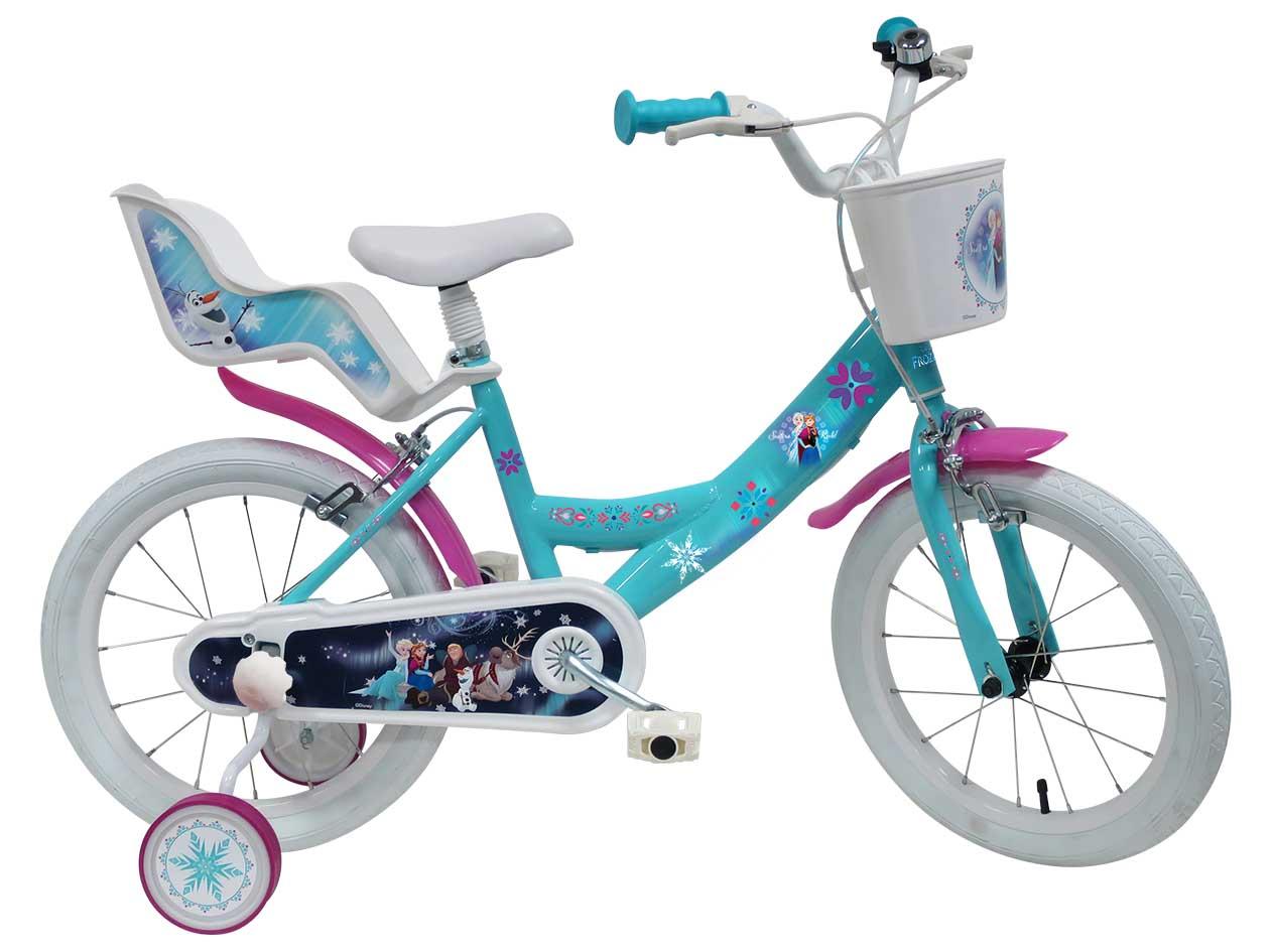 Bicicletta 16 Disney Frozen 57 Anni